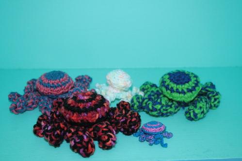 Crochejellyfish