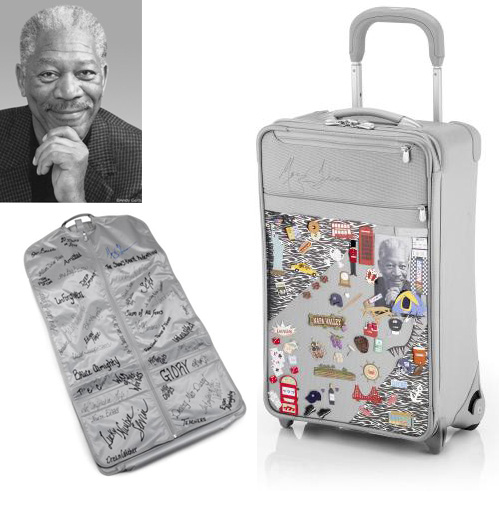 Luggage Morganfreeman