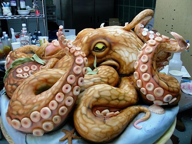 Octopuscake