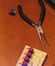 Button Pliers