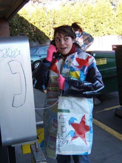 Plasticbagcoat