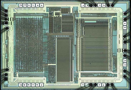 Chippics Ikey2032 Cy7C6341A
