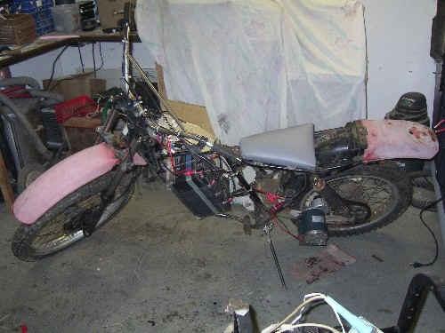 Bike Assembled
