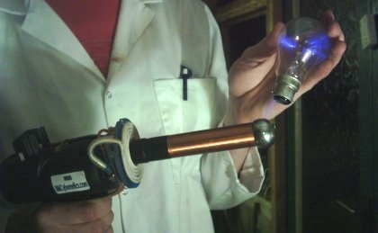 How To Make A Tesla Coil Plasma Gun Make Diy Projects