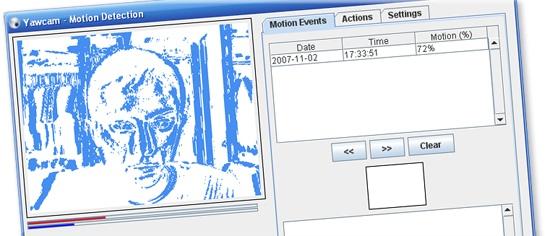 Yawcam-In-Action-Demo.Thumbnail