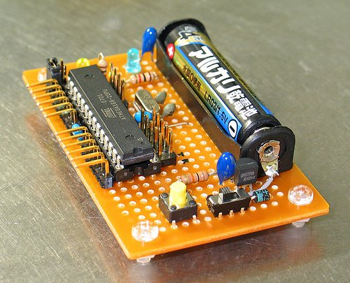 Aaa powered arduino make diy projects how tos
