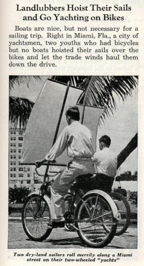 Lrg Sail Bike