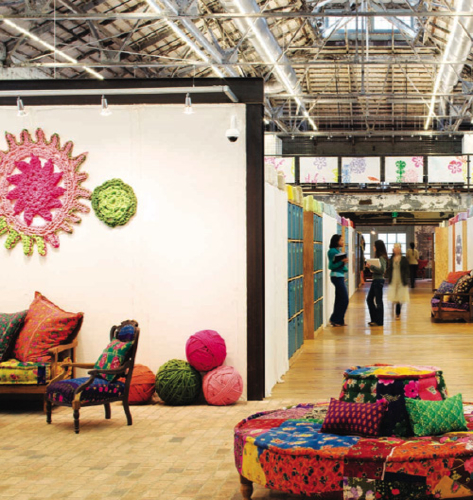 Urban Outfitters' Office Space