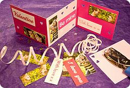 Valentines Scrapbook