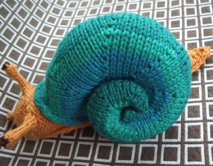 Newborn Snail Crochet Pattern Free : New Hansigurumi Pattern: Snail Make: