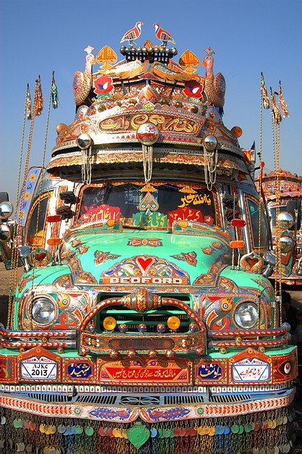 Pakistan Cars & Buses