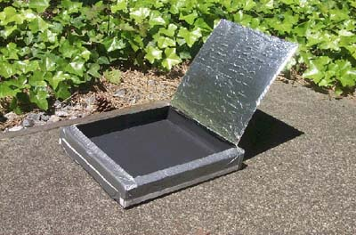 Make A Pizza Box Solar Oven Make Diy Projects How Tos