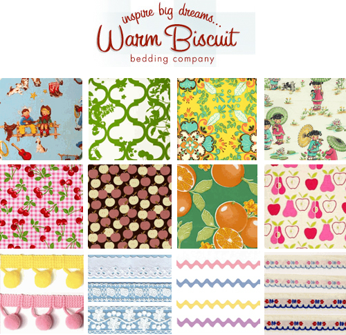 winners of the warm biscuit bedding company giveaway make