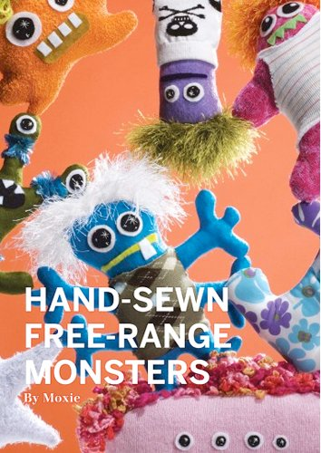 how to make a sock monster instructions