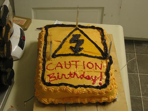 High Voltage Birthday