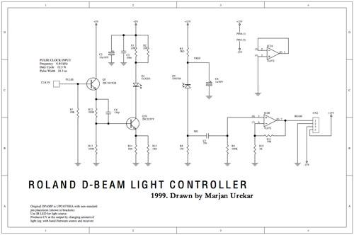 Lightcontroller Schem
