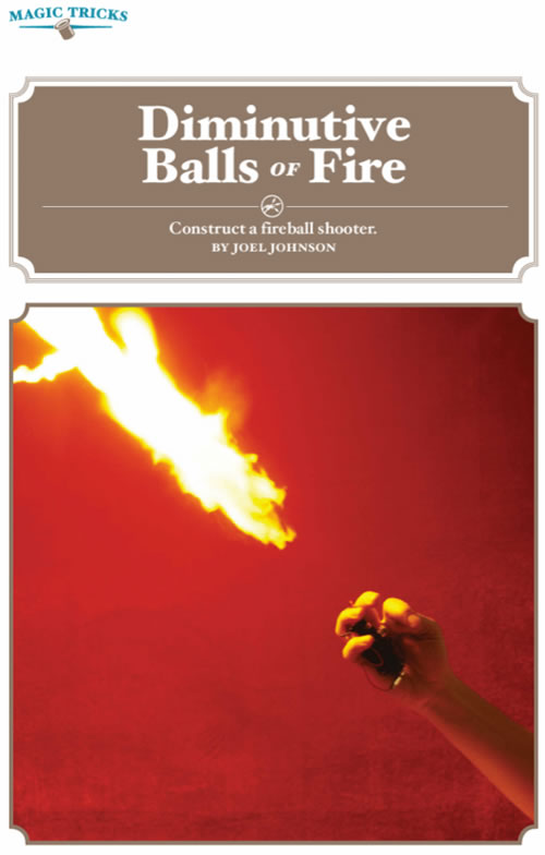 fire ball pdf