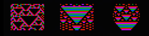 Video Synth Screens
