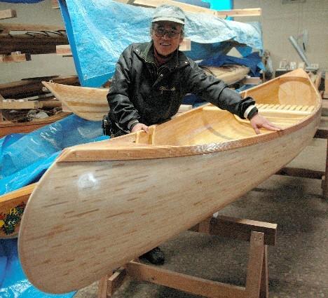 Chopsticks Canoe