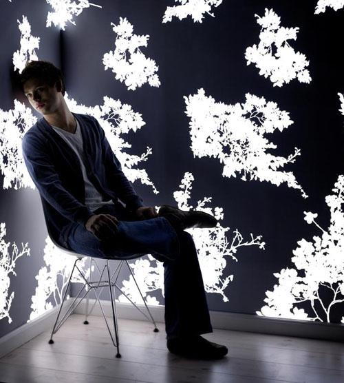 Light Emittin Wallpaper