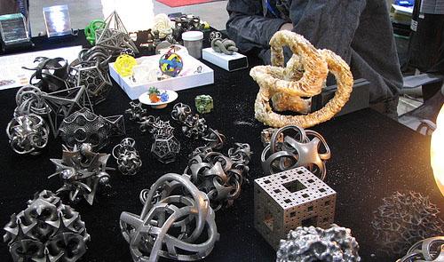 Makerfaire Geometricforms