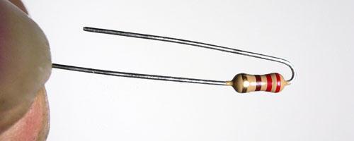 App Resistor Bend