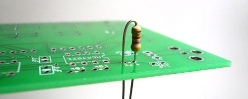 App Resistor Mount
