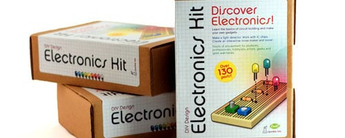 Discoverelectronics Kit Crop