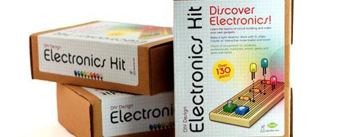 Discoverelectronics Kit Crop