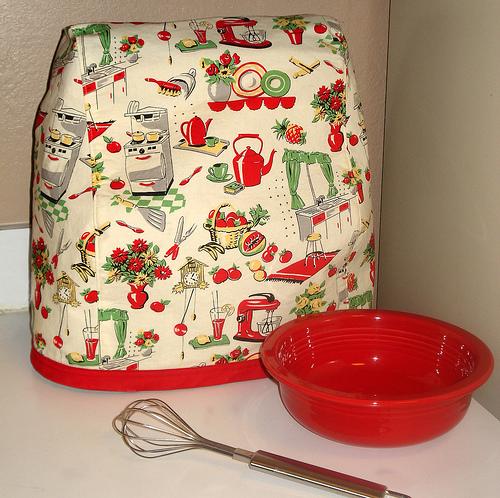 kitchenaid mixer cozy | make: