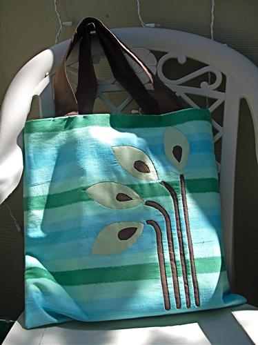 How To Reverse Applique A Tote Bag Make