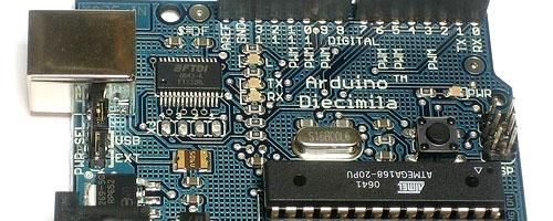Arduino Crop