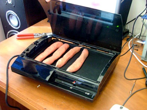 Ps3Grill 2006-11-21