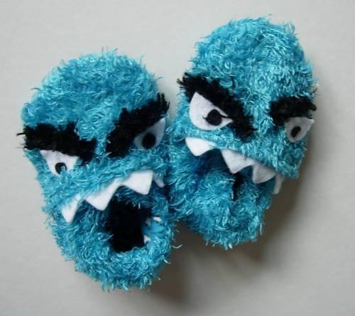 cookie monsters
