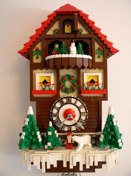 Cuckoo For Legos Make
