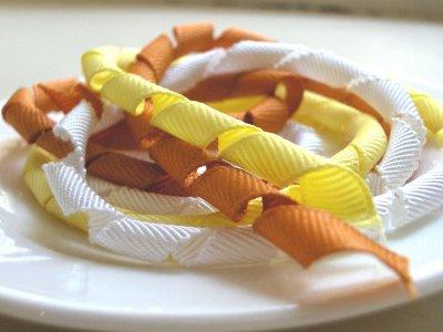 Curled Ribbon