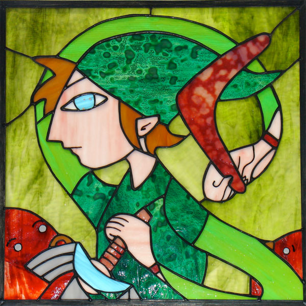 Link Stainedglass
