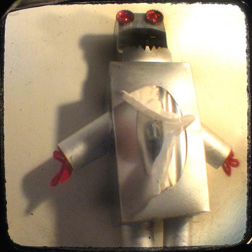 tissue robot