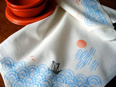 towel beauty