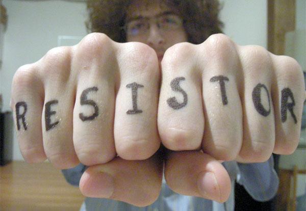Resistorknuckles
