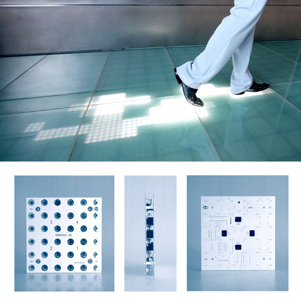 Sensacel Led Floorpanels