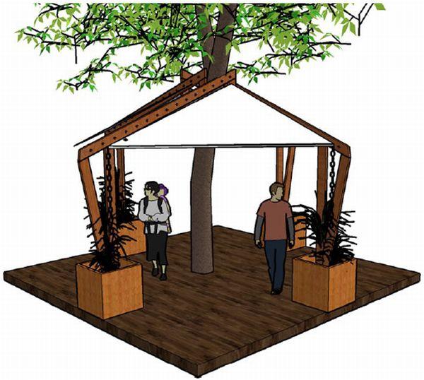 Austin san antonio event terrific treehouses make for Treehouse kits do it yourself