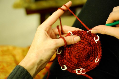 how i crochet