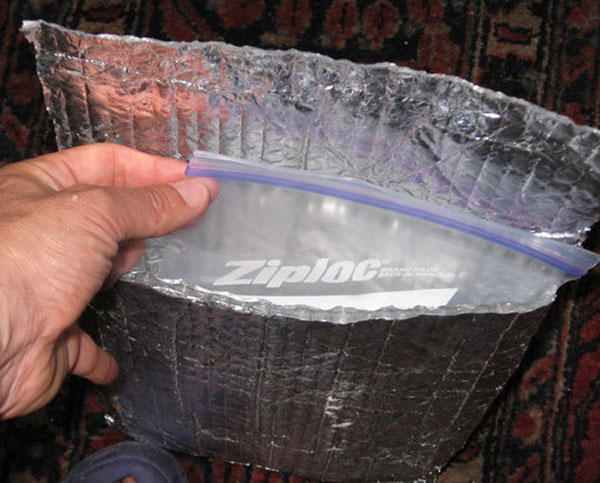 Diy Freezer Bag Cooking Cozy Make Diy Projects How