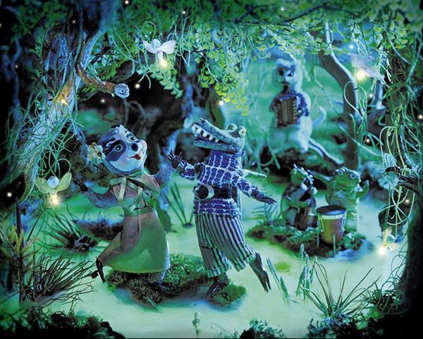 Laura Plansker swampy