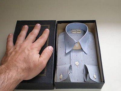 salesman shirt