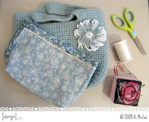sew in lining