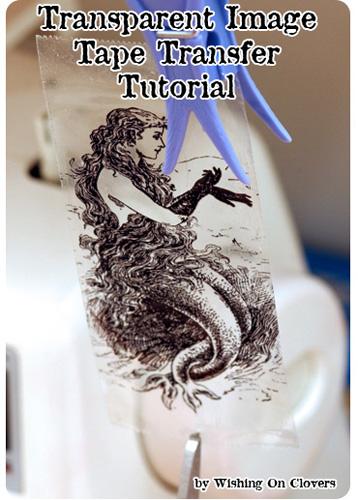 transparent image tutorial