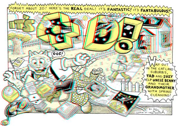 3Dcomicsnight