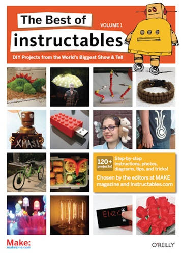 Best of Instructables cover